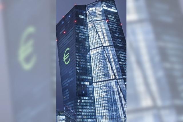 Die EZB liebäugelt mit Kapitalspritzen