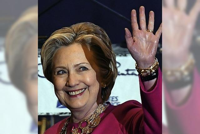 Hillary Clinton beendet eine Ära in der US-Politik