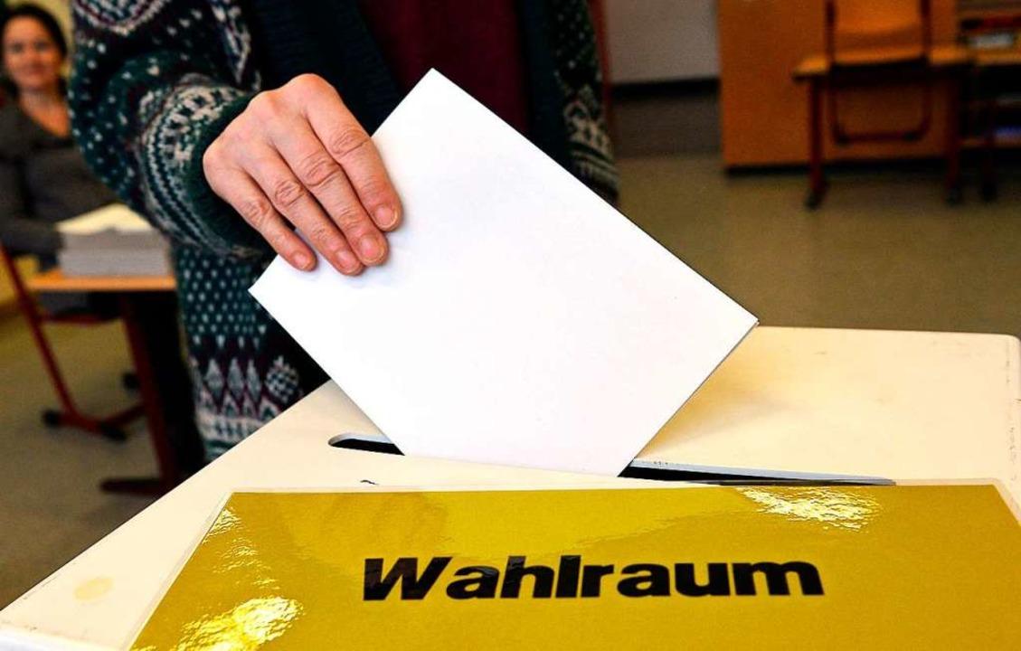 Wahlausschlüsse wird es nach dem Entsc...ssungsgerichts wohl nicht mehr geben.   | Foto: dpa