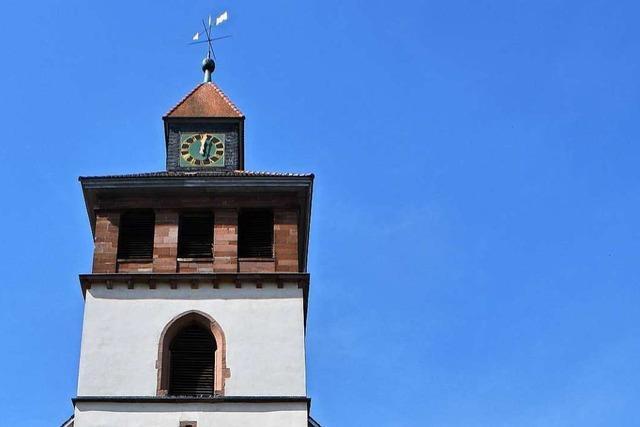 Für die Glocken der Laurentiuskirche Binzen gibt es eine neue
