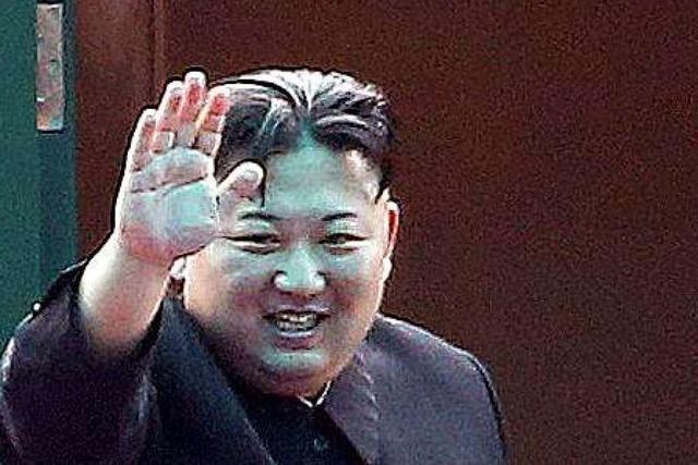 Nordkorea fährt schlechte Ernte ein – und arbeitet an Raketenanlage