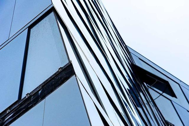 Die Fassadenprobleme der UB sind ernst