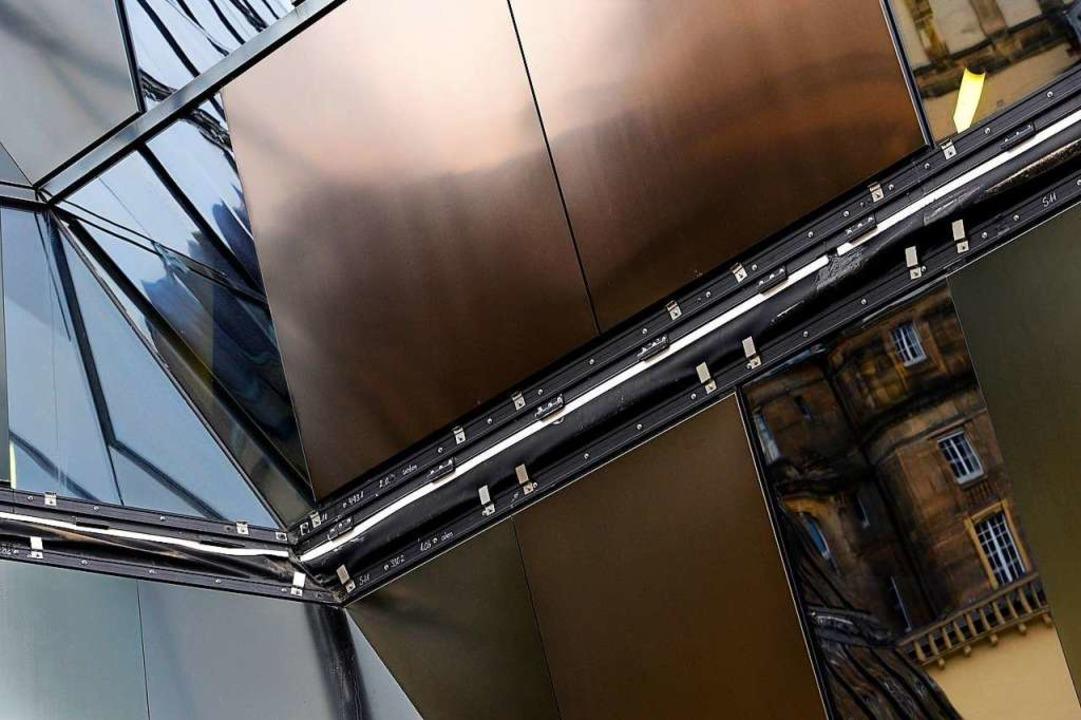 Ohne Abdeckung: die demontierten Bleche an der UB.  | Foto: Thomas Kunz