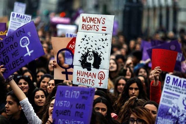Diese Veranstaltungen und Aktionen gibt's in Freiburg zum Internationalen Frauentag