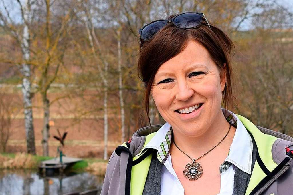 Frauen jagen anders - sagt eine Jägerin aus Friesenheim - Friesenheim - Badische Zeitung