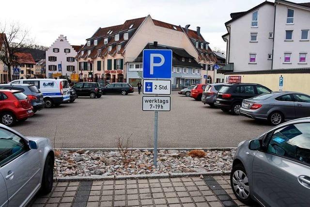 Sparkassenneubau wegen fehlender Parkplätze abgelehnt