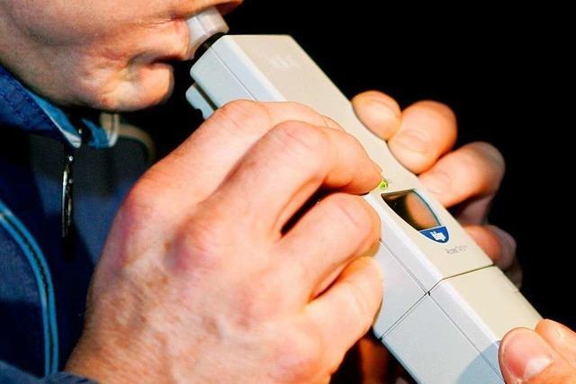 Ohne Führerschein hinterm Steuer: Auto in Schopfheim beschlagnahmt