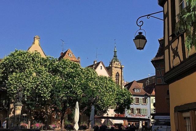 Stadtbummel durch Colmar