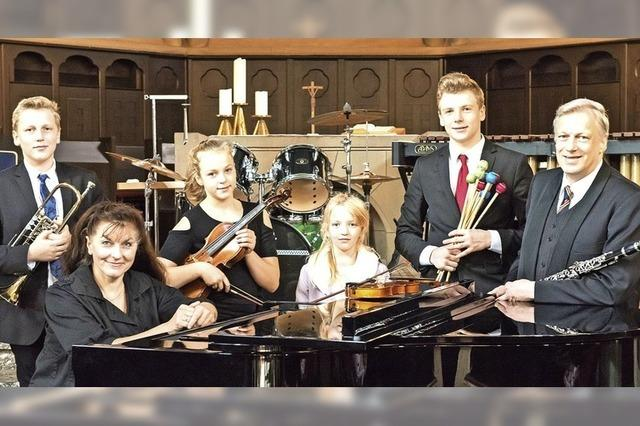 Die Wagners - Familienensemble- in Titisee-Neustadt