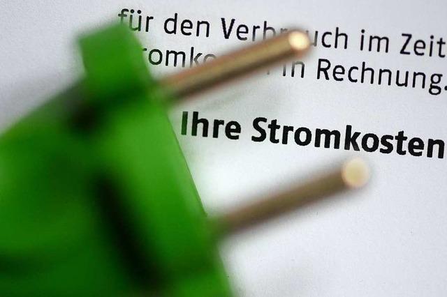 Freiburger Energieversorger Badenova erhöht die Strompreise