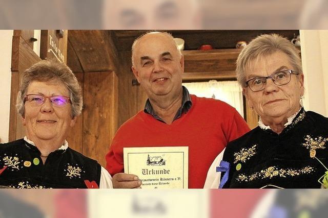 Gemeinsam seit 110 Jahren im Heimatverein engagiert