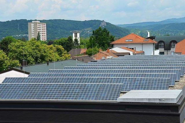 Die Energieberatung in Lörrach ist ein Baustein auf dem Weg zur klimaneutralen Stadt