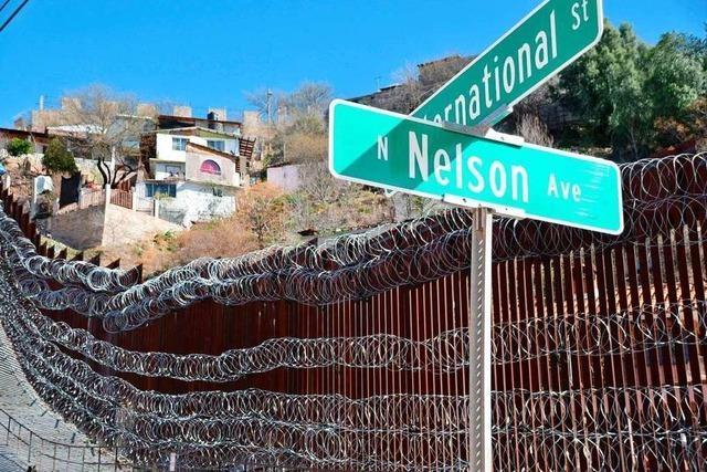 An der Grenze zwischen den USA und Mexiko tobt ein Kampf um die Wahrheit