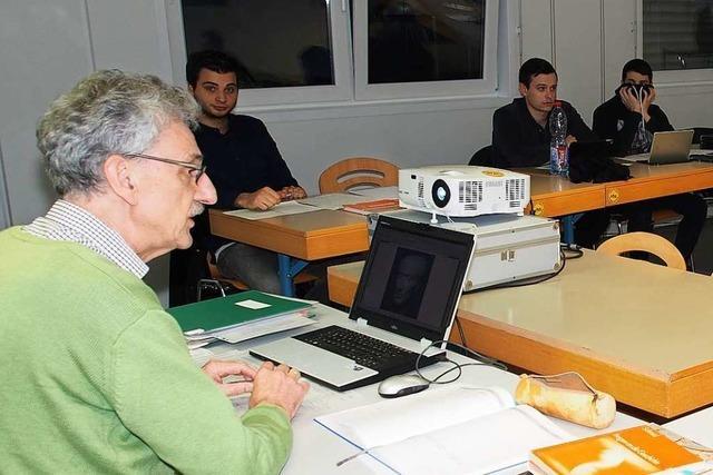 Das Rheinfelder Abendgymnasium entwickelt sich gut, sagt Veronika Plank