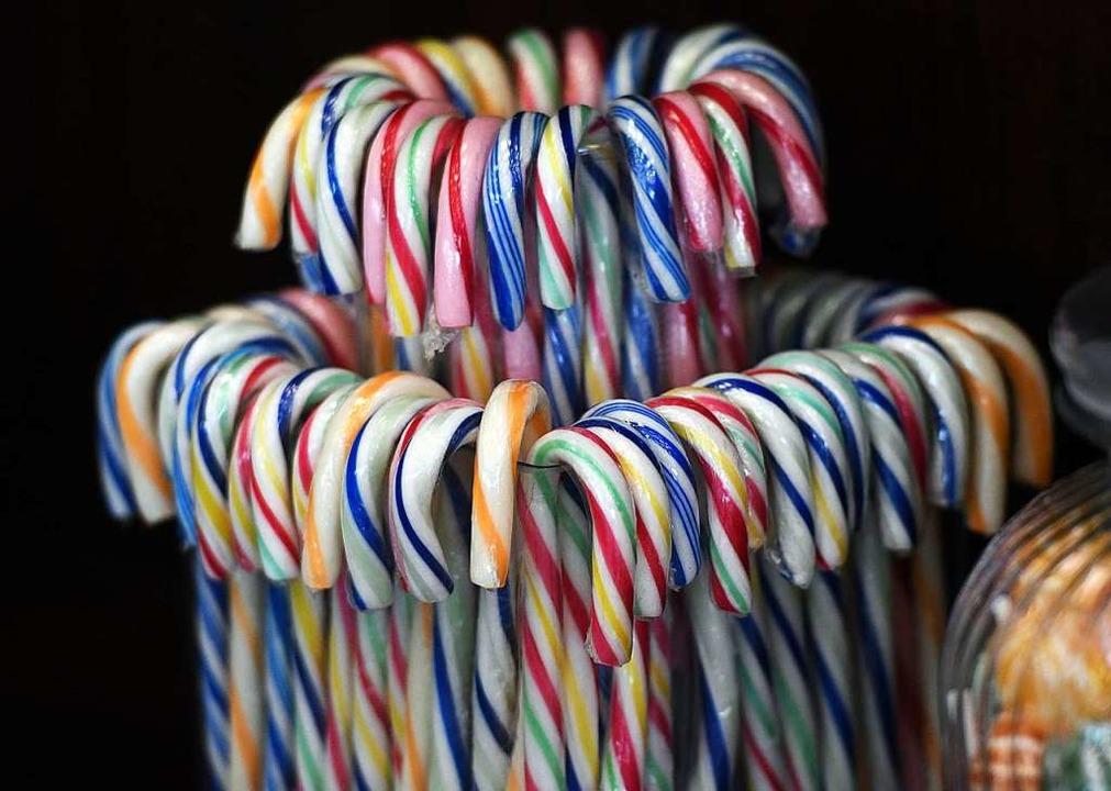 Ein Klassiker für den Verzicht in der Fastenzeit: Süßigkeiten.     Foto: dpa