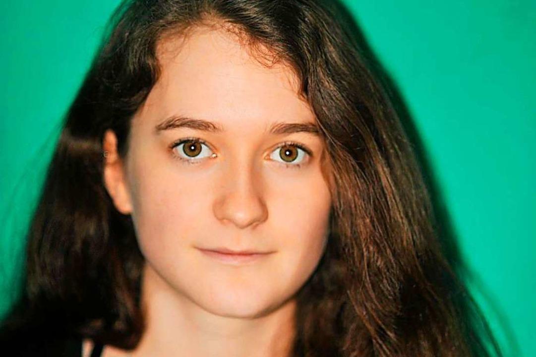 Katrin Engler, 17, lebt in Lörrach und...t das Kant-Gymnasium in Weil am Rhein.  | Foto: privat