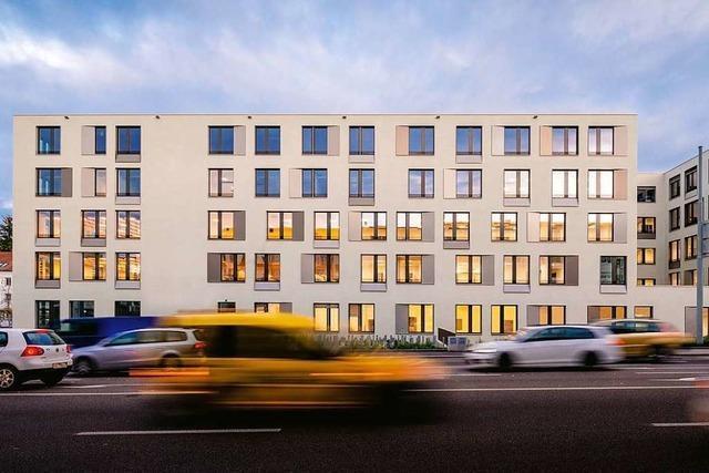 Das neue Basler Felix-Platter-Spital geht in Betrieb