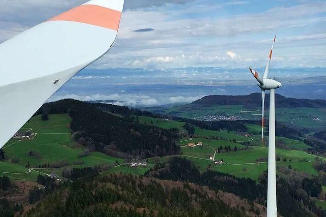 Wie erzeugt ein Windrad Strom?