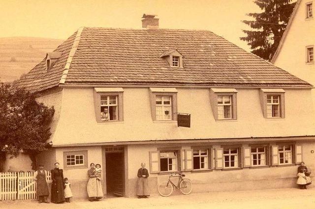 Traditionswirtshaus Spritz war früher Uhrenwerkstatt – jetzt steht es zum Verkauf