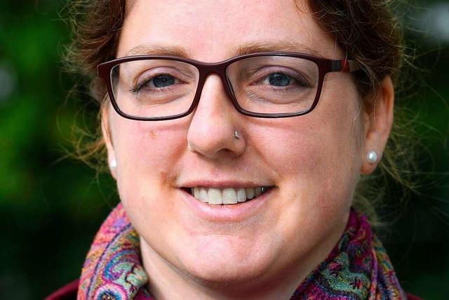 Der BZ-Fragebogen, ausgefüllt von Jugendreferentin Kerstin Gerstenkorn