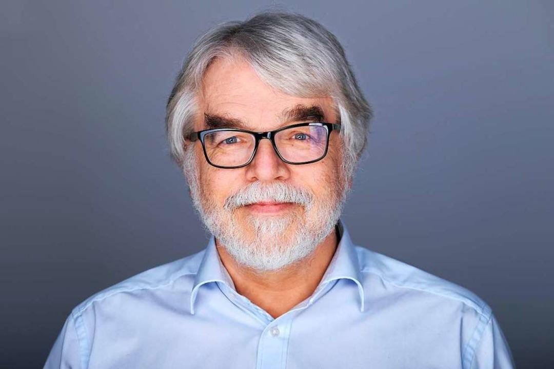BZ-Redakteur Wulf Rüskamp  | Foto: Miroslav Dakov