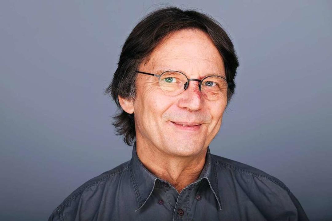 BZ-Redakteur Franz Schmider  | Foto: Miroslav Dakov