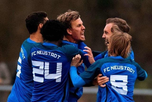 Der FC Löffingen und der FC Neustadt vor dem ersten Punktspiel 2019
