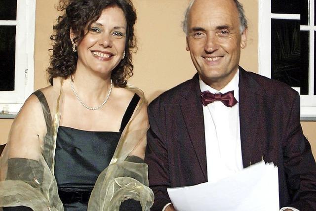 Aufführungen mit Petra Seitz und Martin Lunz in Badenweiler