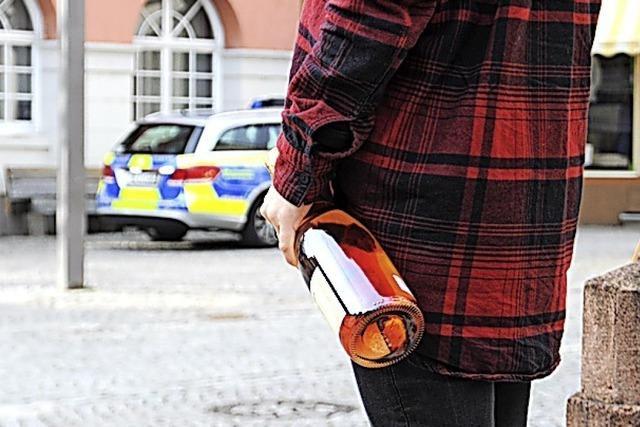 Schwere Alkoholexzesse von Jugendlichen blieben bei der Fasnacht im Wiesental dieses Jahr aus