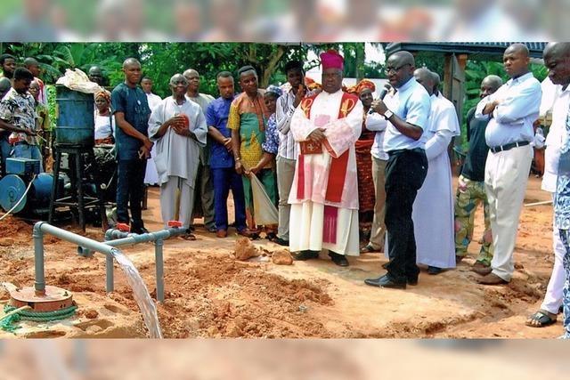 Sie sorgen für sauberes Trinkwasser