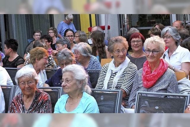 Ein guter Rat für ältere Mitbürger