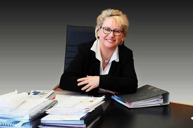 Stegens Bürgermeisterin zieht erste Zwischenbilanz ihrer Amtszeit