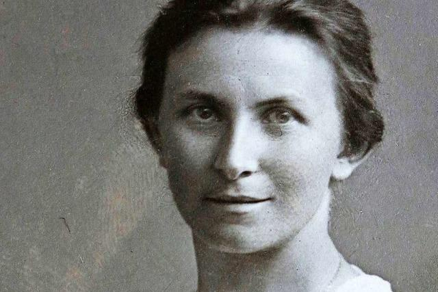 Vor 100 Jahren kämpfte die Freiburgerin Lina Wäldin für das Frauenwahlrecht