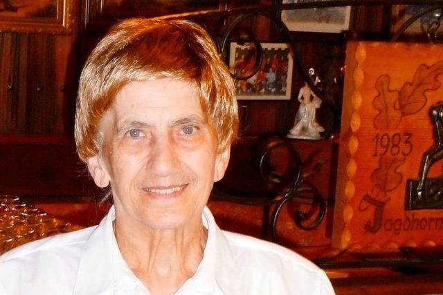 Die frühere Bahnhöfle-Wirtin Lotte Stolz ist gestorben