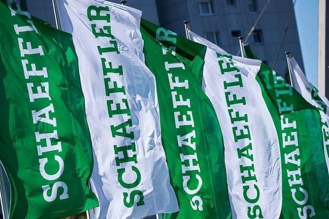Schaeffler möchte 900 Stellen abbauen