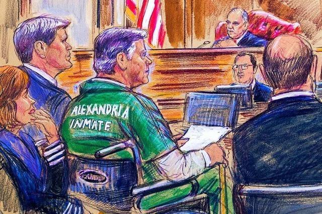 Hohe Haftstrafe für Trumps Ex-Wahlkampfmanager Manafort