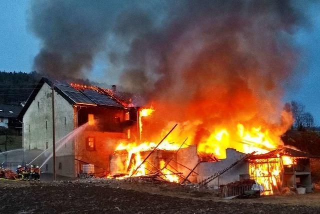 Sechsköpfige Familie verliert Hab und Gut durch Brand – Spendenaufruf