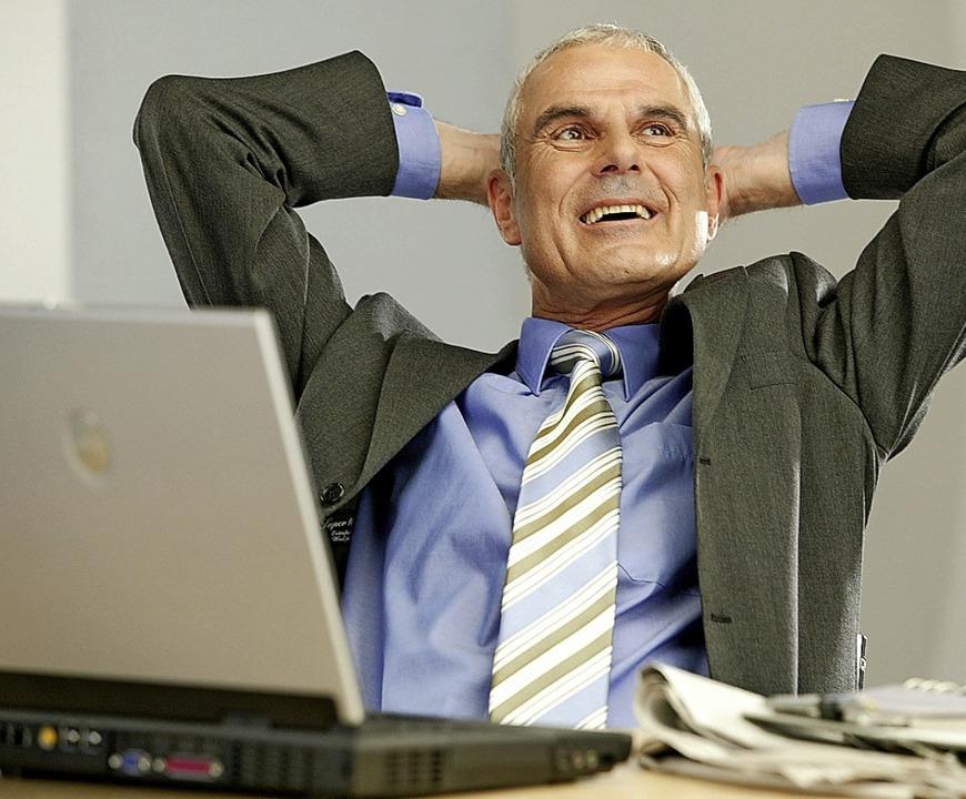 Beschäftigte jenseits der 50 Jahre hab...s müssen sie einige Aspekte beachten.   | Foto: pro dente