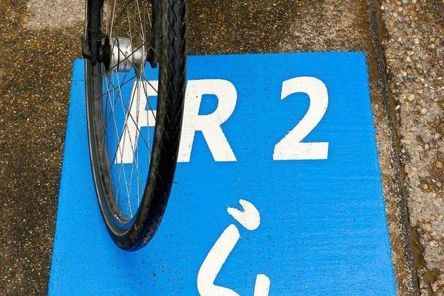 An der Lehener Straße gibt's eine Baustelle – damit Radler auf der FR2 bald Vorfahrt haben