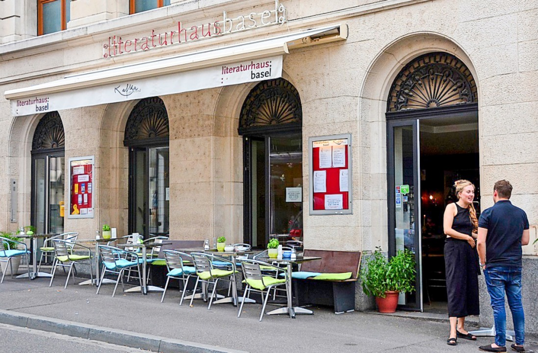 Ein Ort, an dem Bücherfreunde regional...egnen können: das Literaturhaus Basel   | Foto: a. mahro