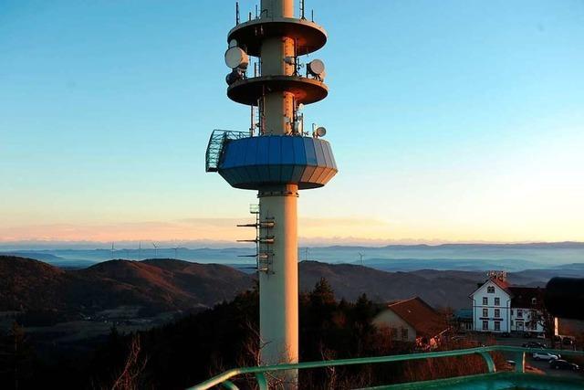 Bei Malsburg-Marzell sind bis zu fünf Windräder geplant