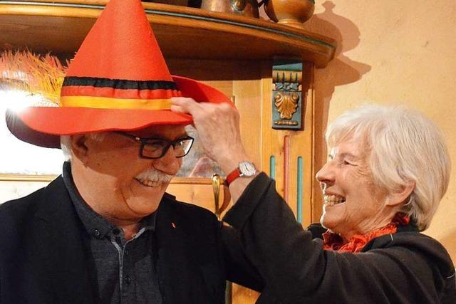 Gürakar trägt jetzt den Struve-Hut