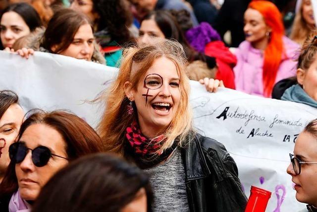 Was Studentinnen aus Freiburg über Feminismus denken