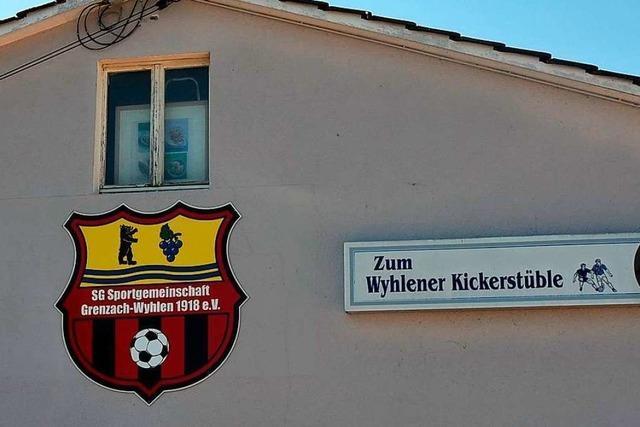 Der Verkauf des Kickerstübles in Wyhlen soll bald in trockenen Tüchern sein
