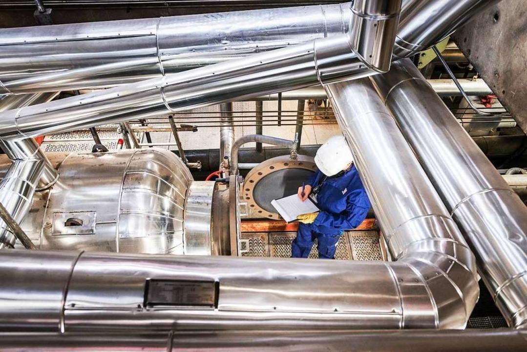 Sicherheitsprüfungen durch die Atomaufsicht  | Foto: Werk
