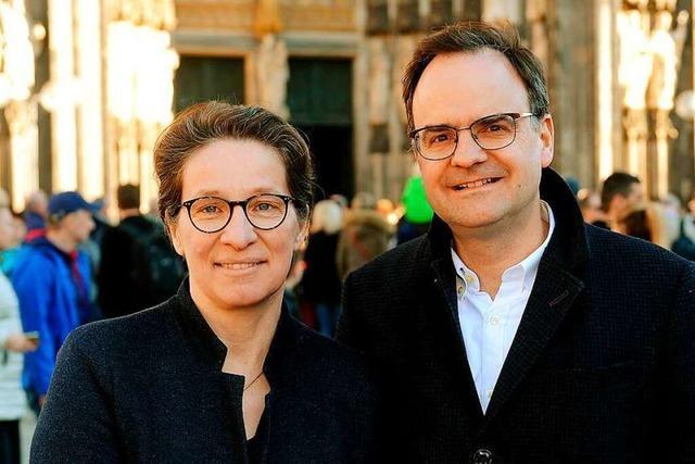 Friederike und Clemens Ladenburger: