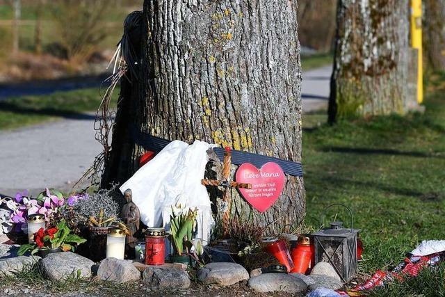 Eltern der ermordeten Maria Ladenburger erhielten Hassbotschaften