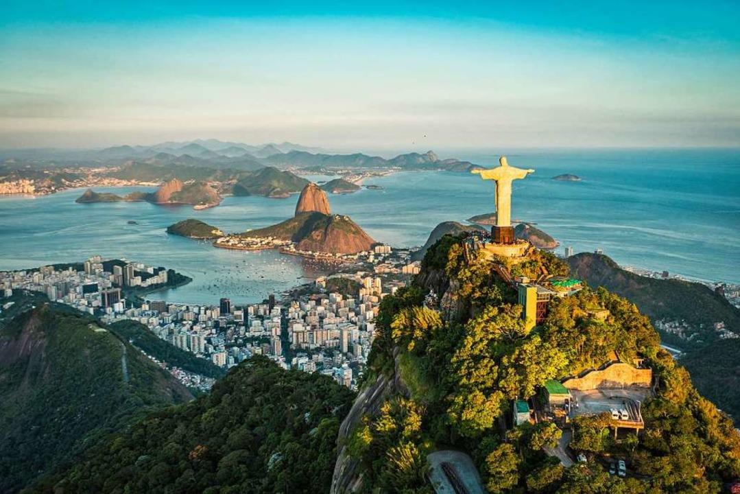 Wie Viel Uhr Ist Es In Rio De Janeiro