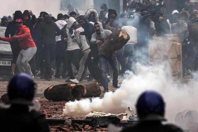 Gewalt in Algier