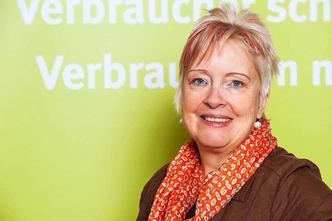 Sabine Fischer-Volk  | Foto: Verbraucherzentrale